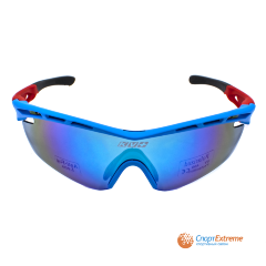 Очки KV+ SPRINT Glasses blue\red, SG11.12 2 lens